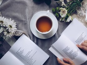 Tea & Talk*: 30-минутные посиделки на английском в «Молчановке»