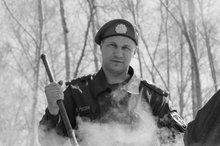 Максим Колягин. Фото пресс-службы ГУ МЧС России по Иркутской области
