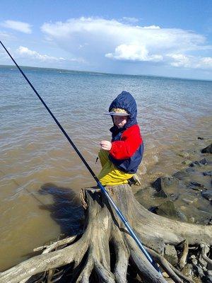 Рыбалка зовет!