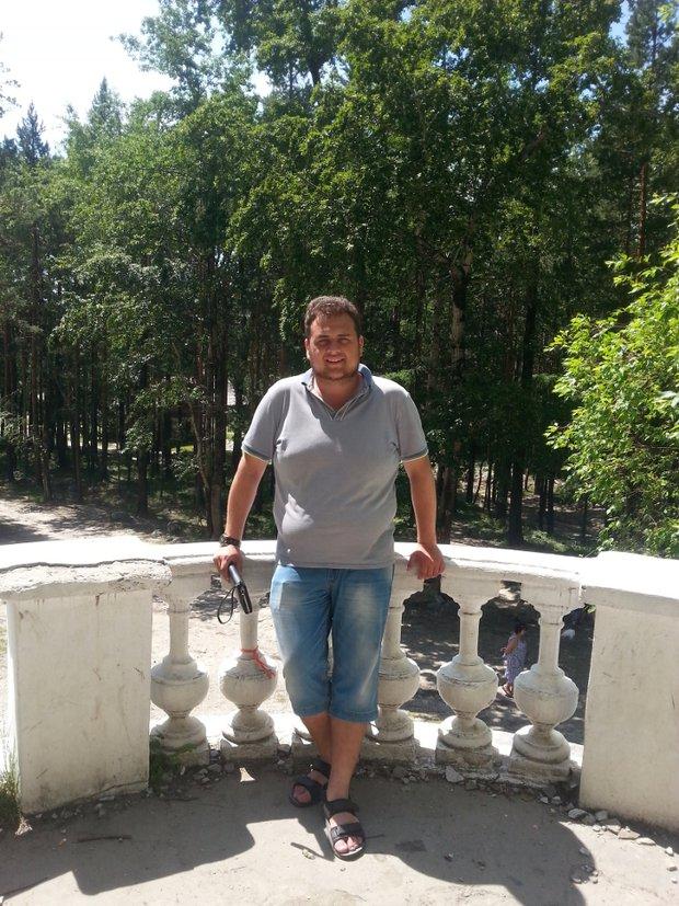 Даниил в 2015 году: 21 год, вес - 115 килограммов