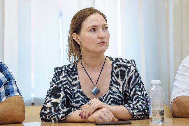 Мария Свидерская