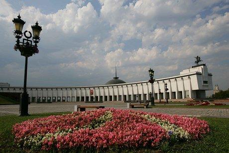 Фото информационного центра Музея Победы