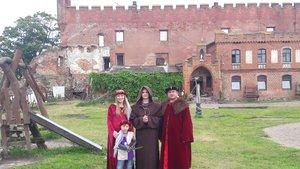 Вот оно какое, наше лето!…замок Шаакен XIIIв…с сыновьями!