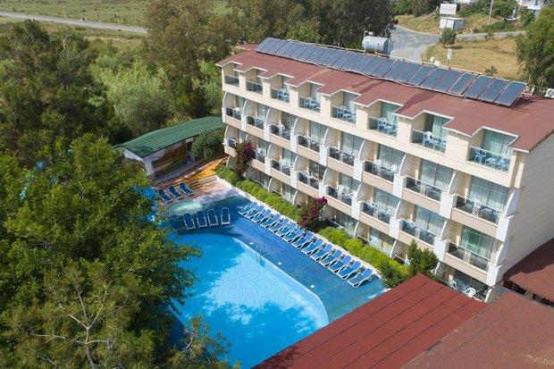 Aperion Beach Hotel 4*