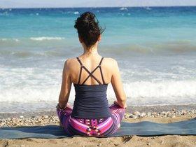 Субботняя йога в Солнечном