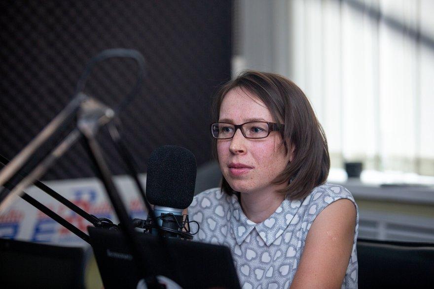 Светлана Павлова, главный редактор IRK.ru