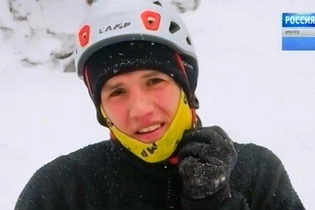 «Явишу настене». Как спасали русского альпиниста Александра Гукова