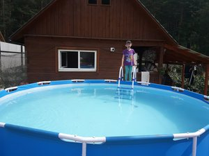 Мой любимый бассейн !