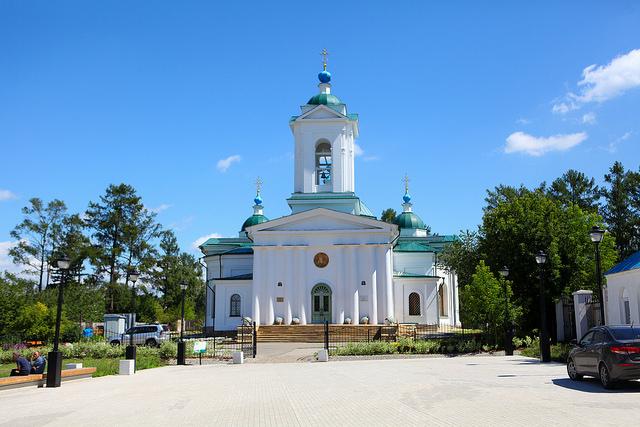 Входо-иерусалимская церковь