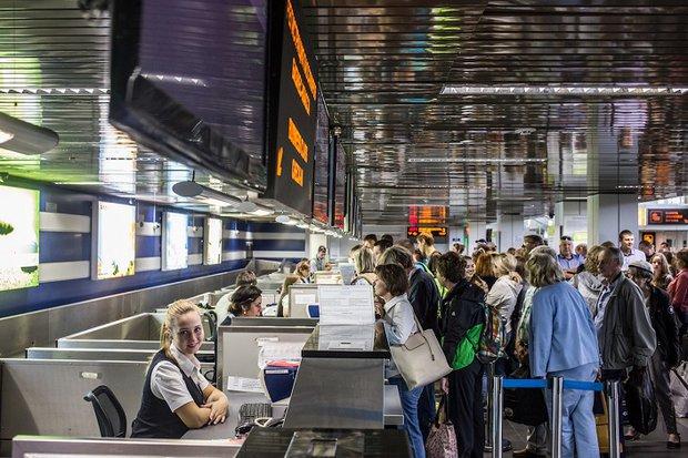 Фото с сайта аэропорта Иркутска