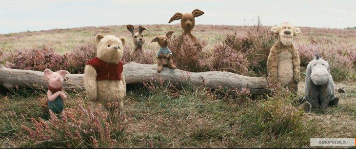 Кадр из фильма «Кристофер Робин». Фото с сайта www.kinopoisk.ru