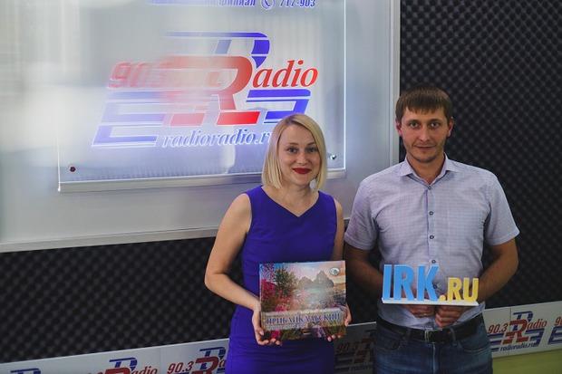 Анна Суркова и Умар Рамазанов. Автор фото — Геннадий Кноп