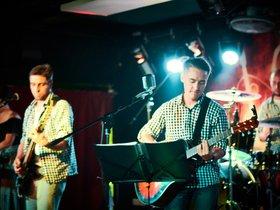Вечеринка в «Рок-н-ролл пабе» с группой «Контрабанда»
