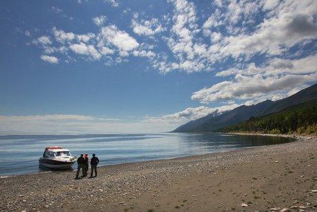 Фото пресс-службы фонда «Озеро Байкал»