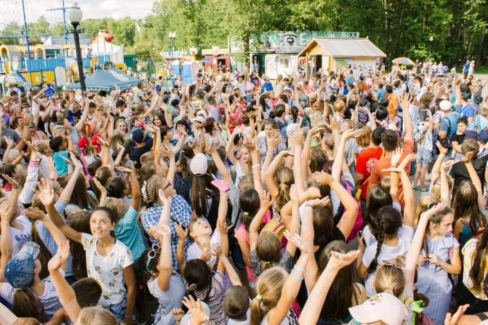 Фото предоставлено детским городком «Чиполлино»