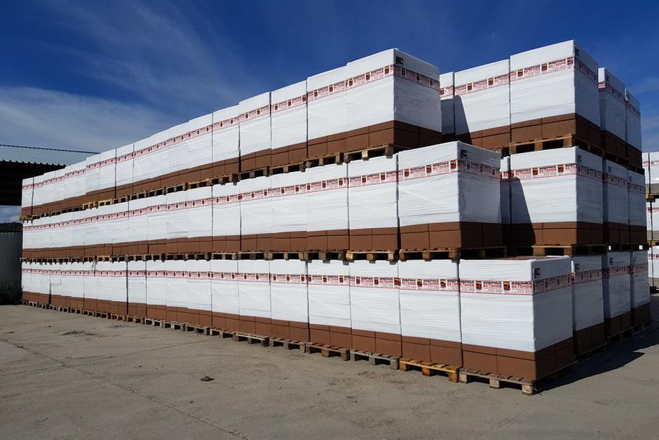 Kerra Block - керамзитобенные блоки