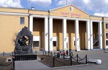 Черемховский драматический театр имени Владимира Гуркина. Фото с сайта wikimapia.org