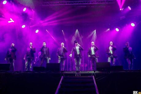 «Хор Турецкого» даст открытый концерт вИркутске