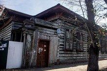 Дом-памятник Рассушина. Фото организаторов пикета
