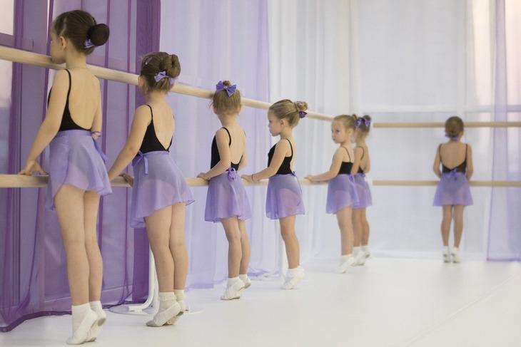 Фотографии предоставлены балетной школой