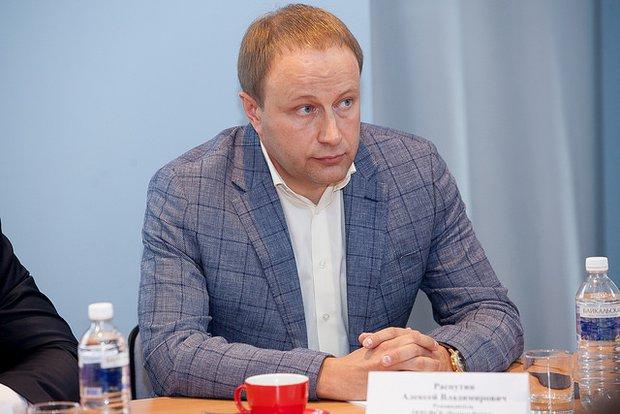 Алексей Распутин