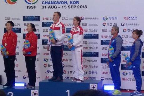 Иркутянин Артем Черноусов стал чемпионом мира популевой стрельбе