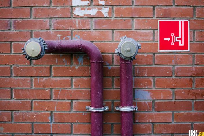 Пожарные краны внутреннего водопровода