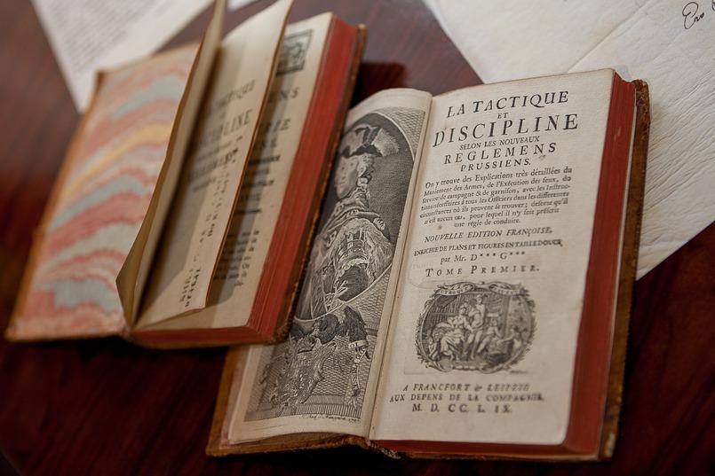 «Устав и тактика» Фридриха Прусского
