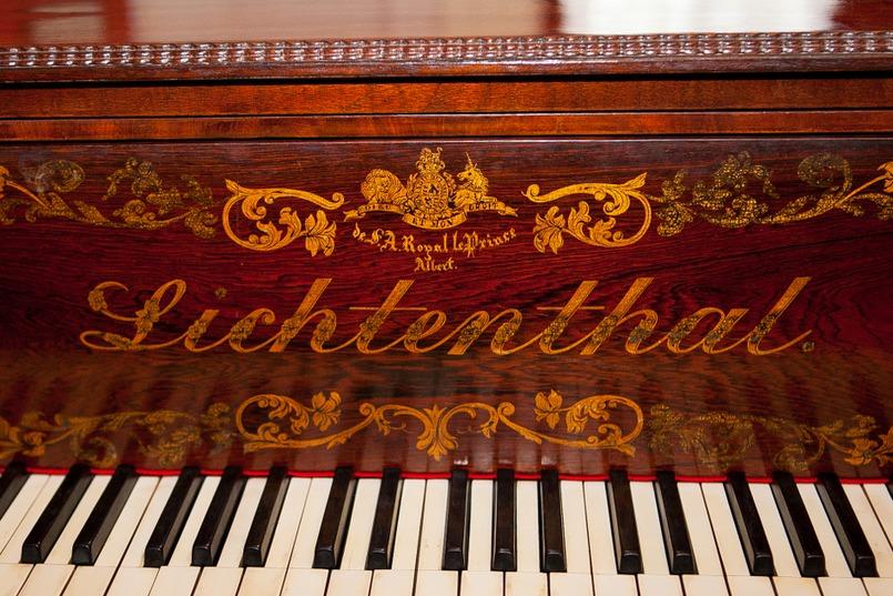 Рояль 1831 года выпуска до сих пор «участвует» в музыкальных вечерах в музее