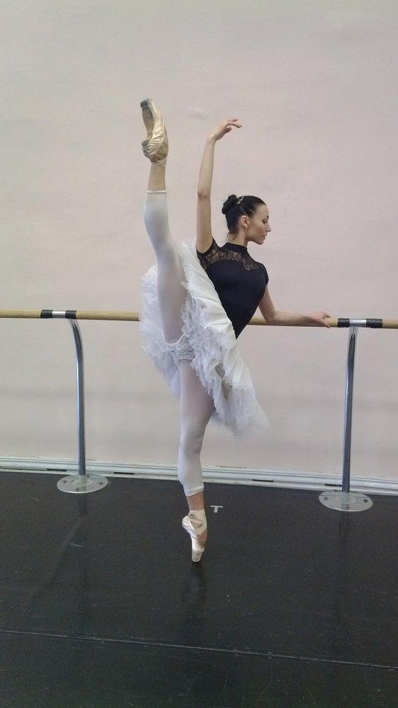 Татьяна на репетиции