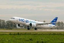 МС-21. Фото пресс-службы Минпромторга