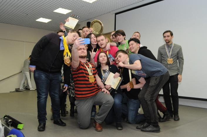 Победители турнира по интеллектуальным играм на Кубок губернатора Иркутской области