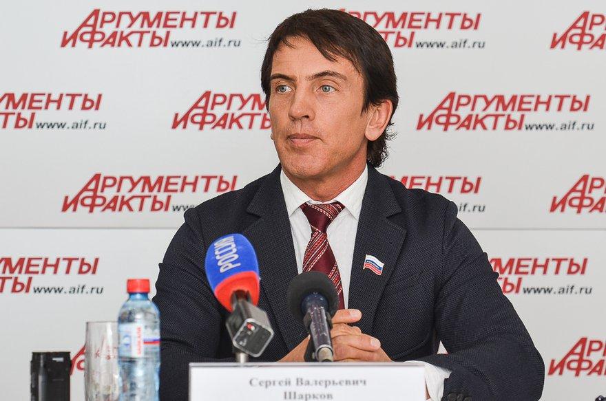 Сергей Шарков