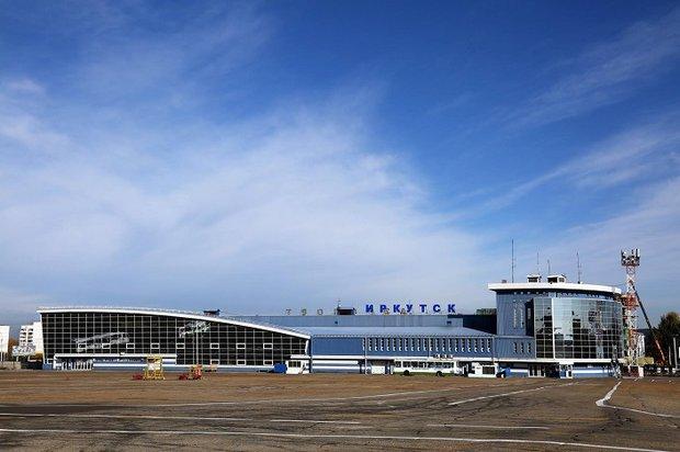 Фото иркутского аэропорта из группы в Facebook