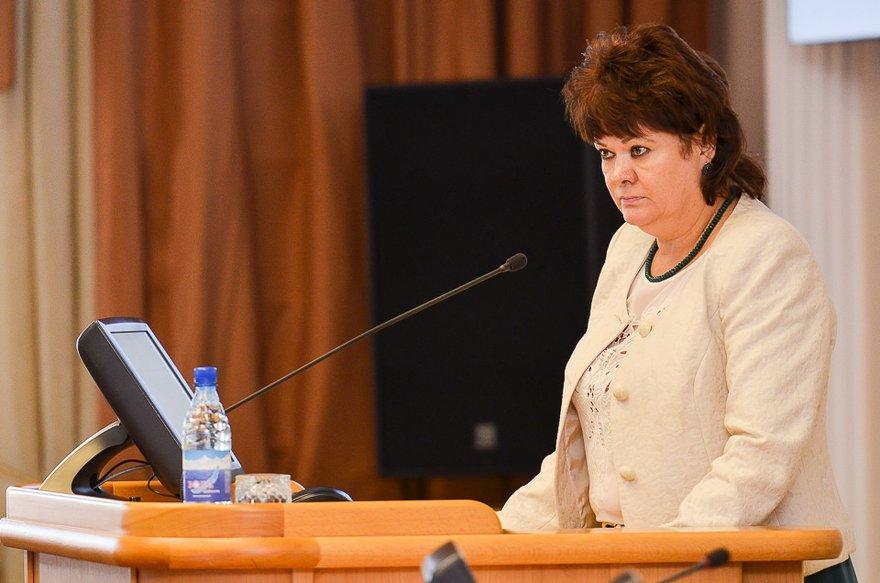Ольга Носенко. Фото из архива IRK.ru