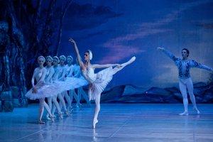 Гастроли театра «Русский балет» в Иркутске. Лебединое озеро