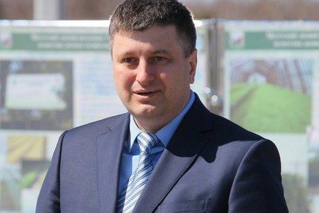 Сергей Шеверда.  Фото пресс-службы правительства Иркутской области
