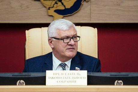 Сергей Брилка. Фото IRK.ru