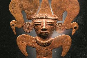 Выставка «Эльдорадо. Сокровища индейцев»