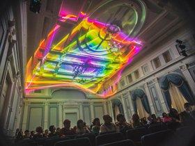 Музыкальный проект «Байкал зажигает огни» с лазерным шоу