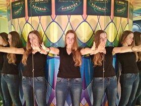 Выставка музея оптических иллюзий «Фантаст» на ледоколе «Ангара»