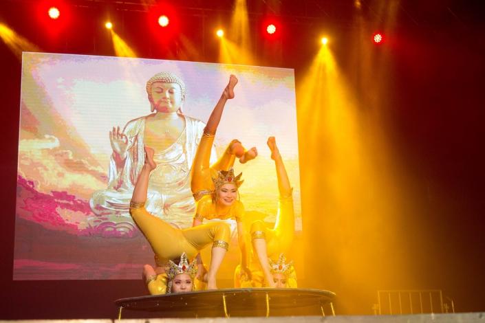 Цирковое представление. Фото с сайта vk.com/circus_03
