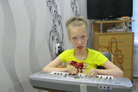 Вика Попова. Фото предоставлено Русфондом