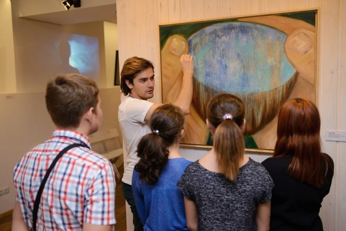 Фото предоставлено пресс-службой Иркутской галереи Виктора Бронштейна