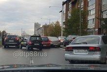 Фото из группы «ДТП 38RUS Иркутск» «Вконтакте»