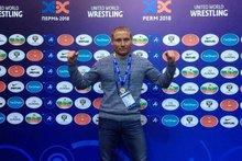 Александр Клевакин. Фото предоставлено пресс-службой министерства спорта Иркутской области