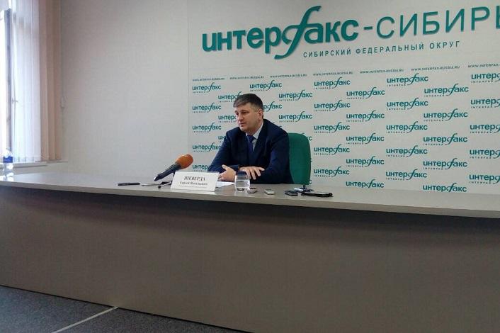 Сергей Шеверда. Фото ИА «Иркутск онлайн»