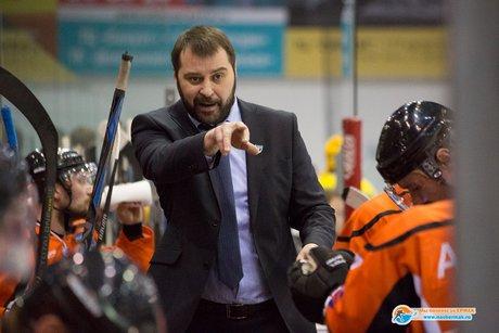 ИзХК «Ермак» уволился главный тренер иего ассистенты