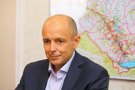 Сергей Сокол. Фото пресс-службы Заксобрания Иркутской области