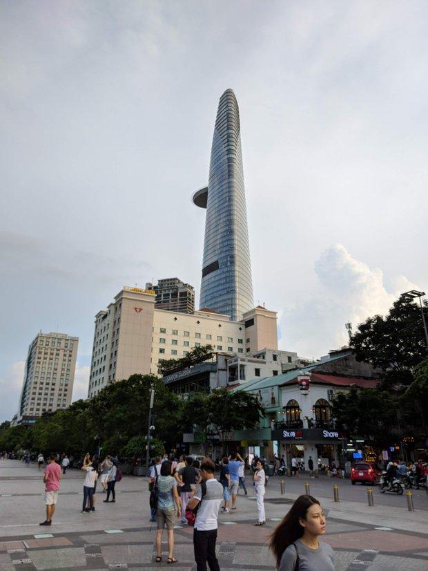 Финансовая башня Bitexco с рестораном и видовой точкой на 50 этаже